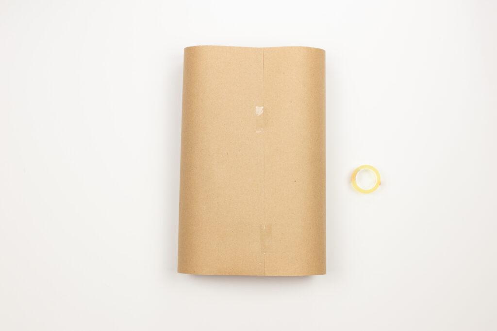 Papiertüten falten