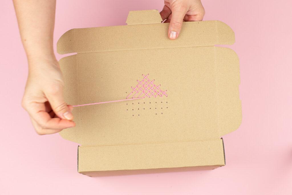 DIY Herz Box selber machen - DIY Geschenke