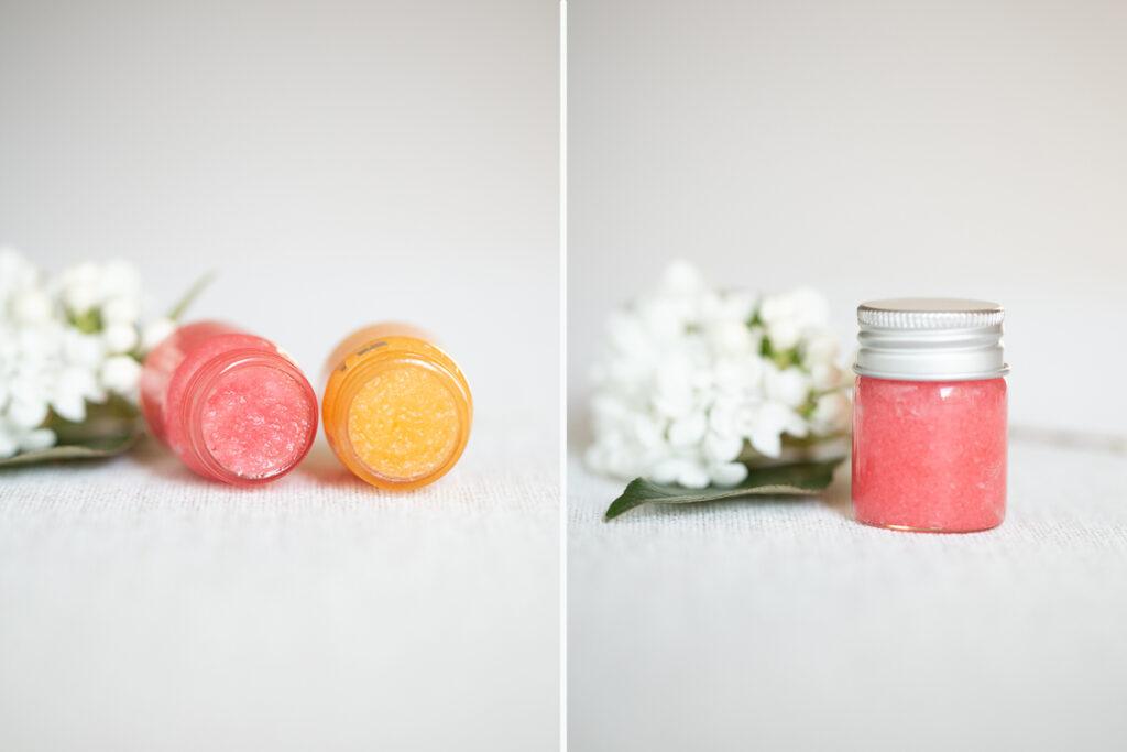 Lippenpeeling selber machen - DIY Geschenk