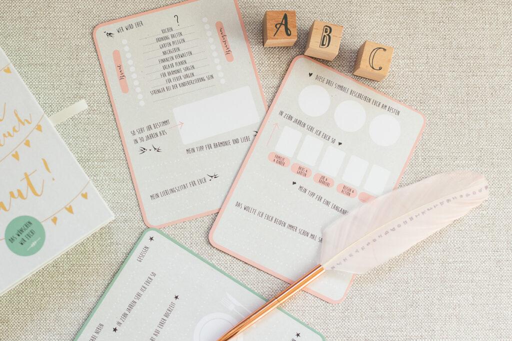 DIY Geschenkideen zur Hochzeit