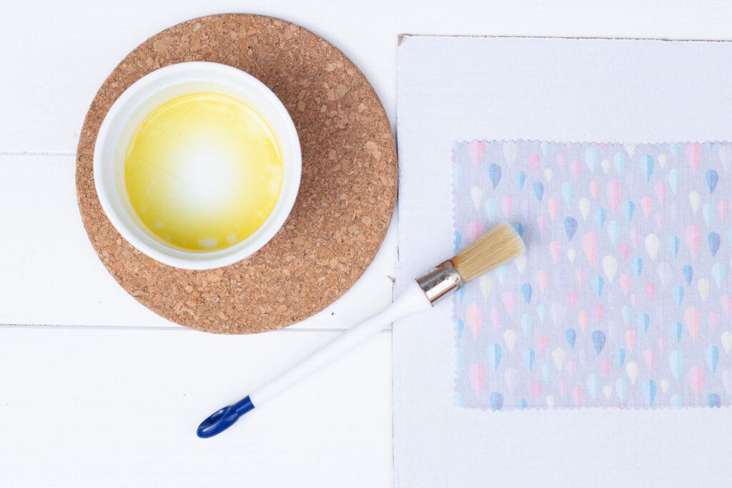 DIY Bienenwachstücher selber machen - 3 Techniken im Vergleich