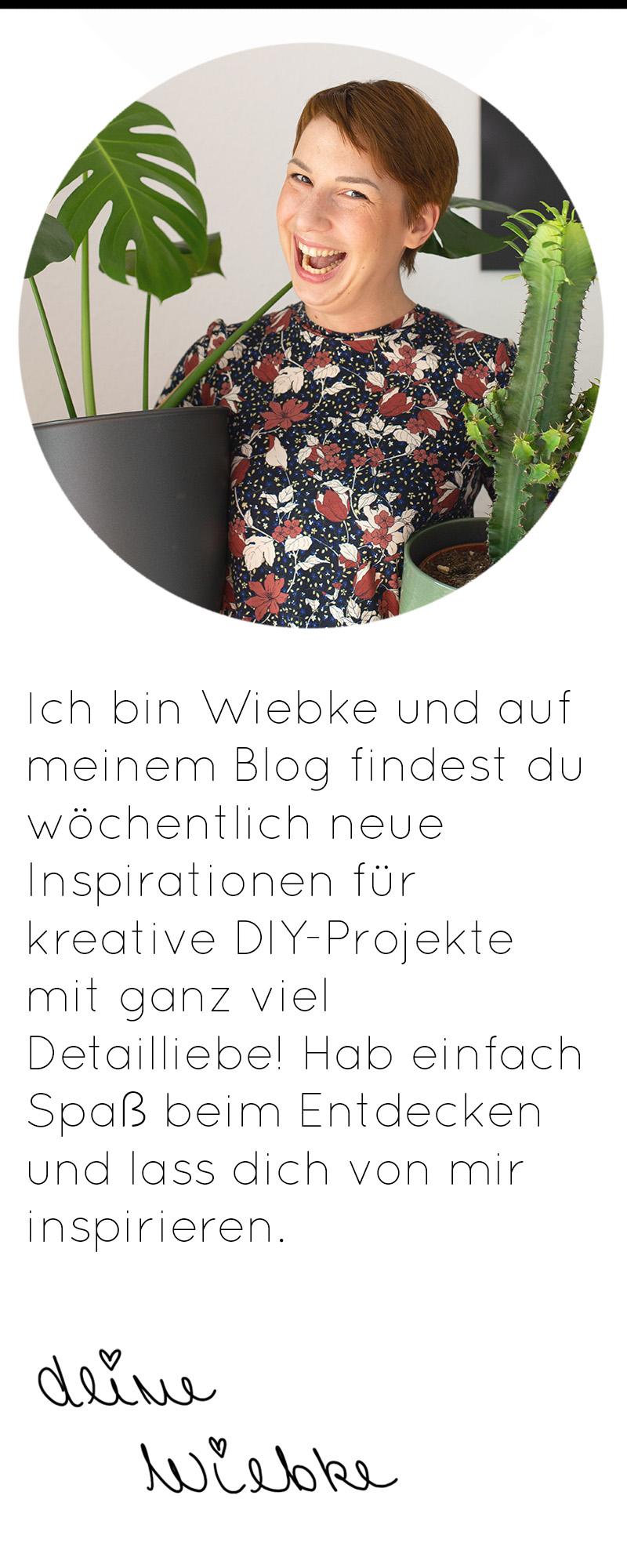 Wiebkeliebt | DER DIY Blog mit kreativen Ideen zum Selbermachen