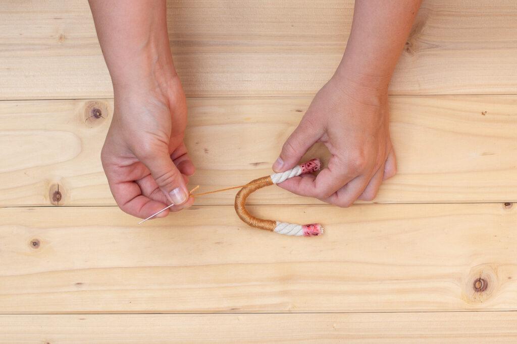 Schlüsselanhänger selber machen - Last Minute DIY Geschenkidee