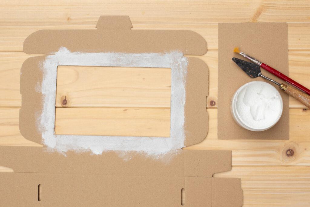DIY Lightbox selber bauen - Altkarton Upcycling mit Anleitung