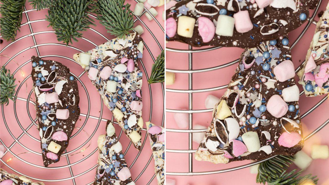 Schokolade selber machen zum Verschenken – Süße DIY Geschenkidee zu Weihnachten