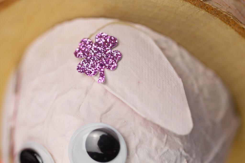 Tierische Silvester Grüsse - DIY Glücksschweine basteln