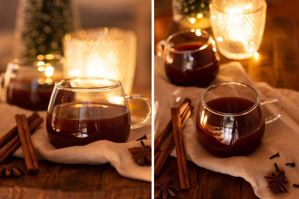 Feuerzangenbowle zu Weihnachten genießen mit Kela - Mein Rezept [Werbung]