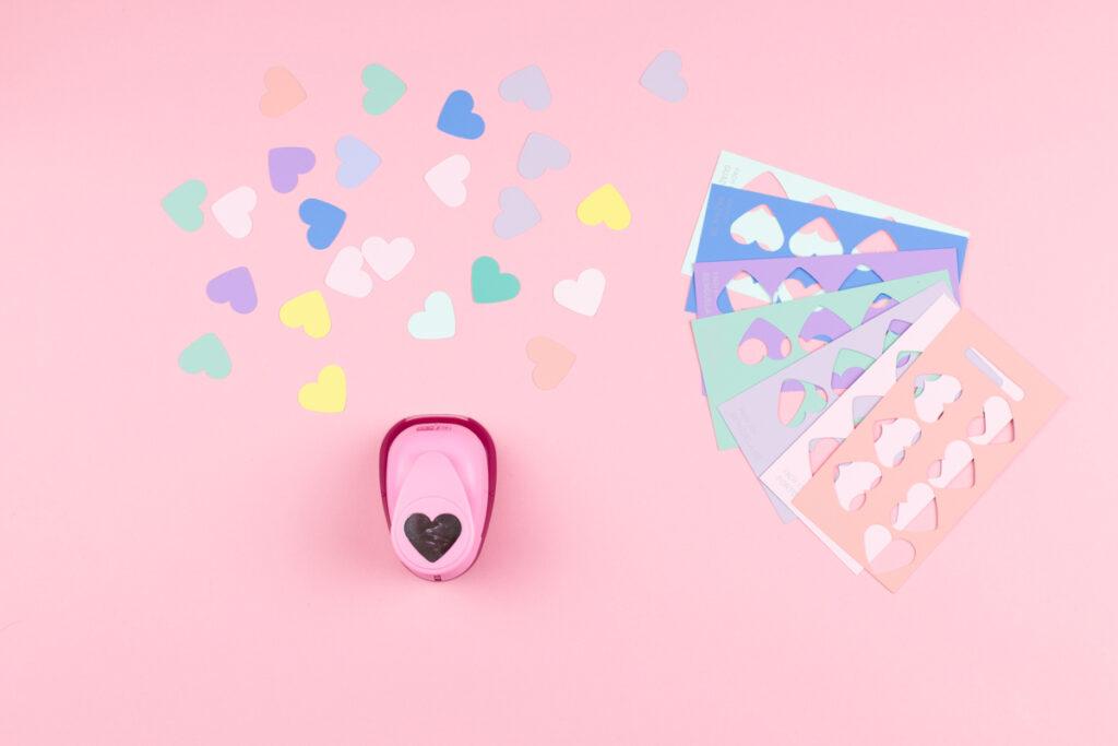 DIY: Grüße zum Valentinstag verschenken