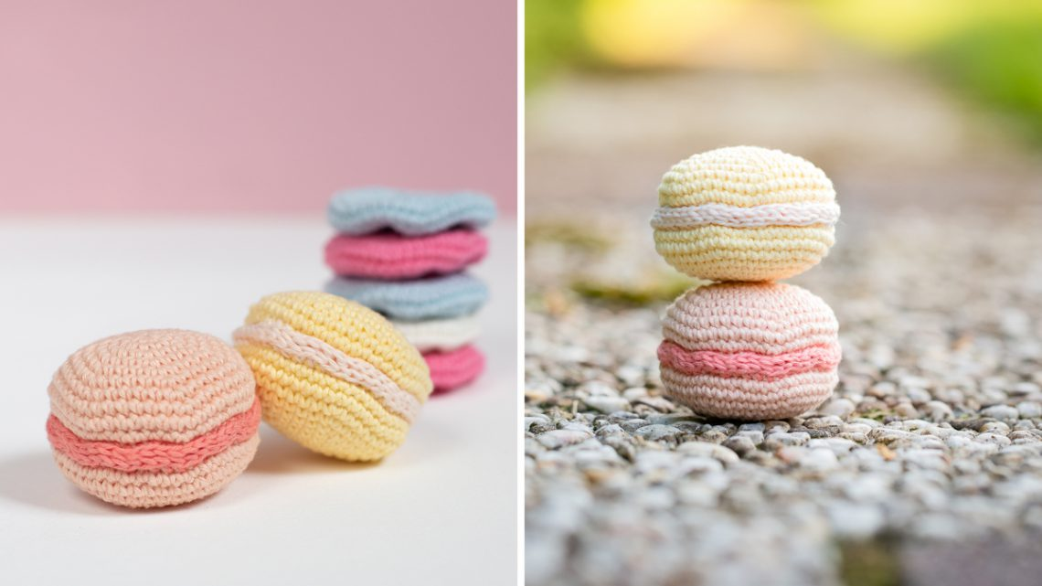 DIY: Macarons häkeln – Anleitung für Anfänger