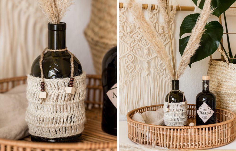 DIY Boho Deko selber machen mit Needle Gin [Werbung]
