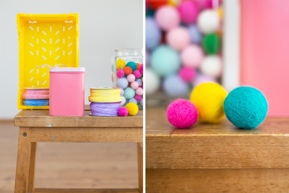 Dosen Upcycling für mehr Ordnung - DIY Garnbox