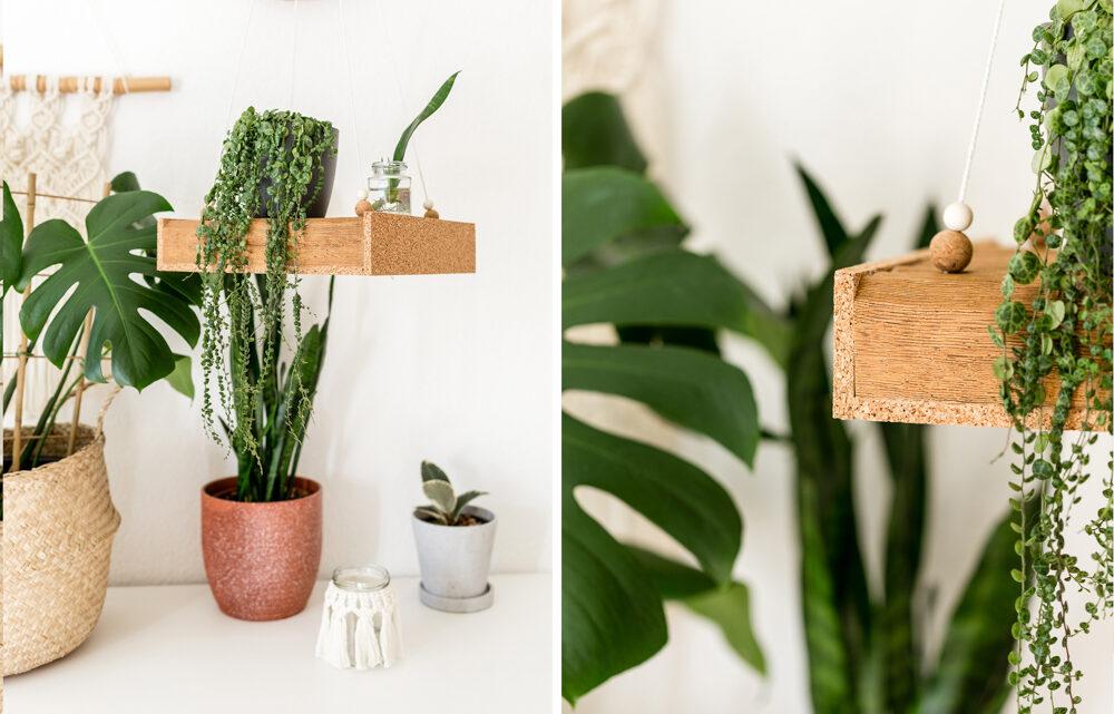DIY Blumenampel selber machen [Werbung]