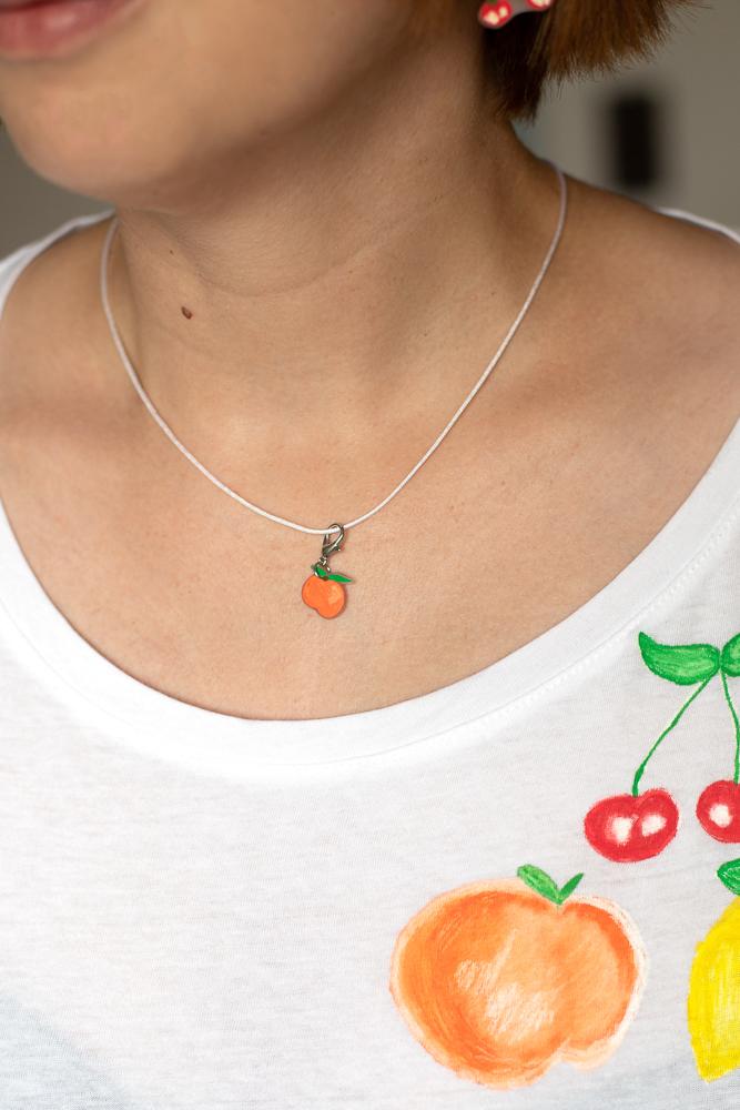 DIY: T-Shirt mit Tutti Frutti Motiven bemalen